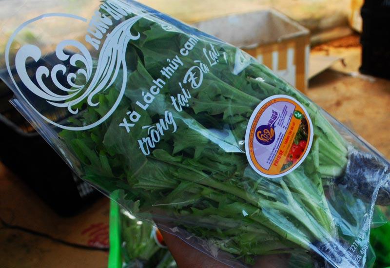 Túi siêu đóng gói rau củ quả