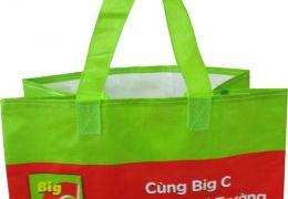 Túi siêu thị có quai