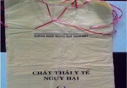 Túi rác xỏ dây