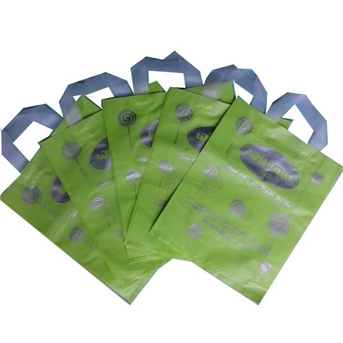 Túi nhựa quai xách cao cấp
